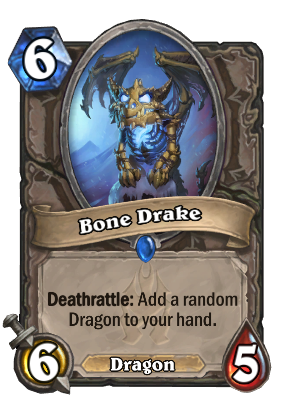 Bone Drake Card Image