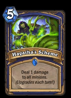 Hagatha's Scheme Card Image