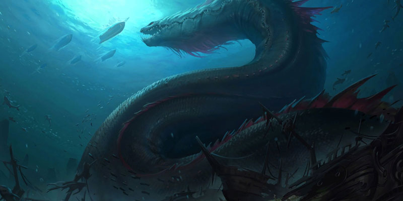 A Third Teaser! What Waits in the Darkest Depths of Runeterra's Waters?