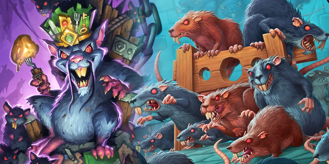 Reviewing Hearthstone's New Hunter Cards Arriving in United in Stormwind