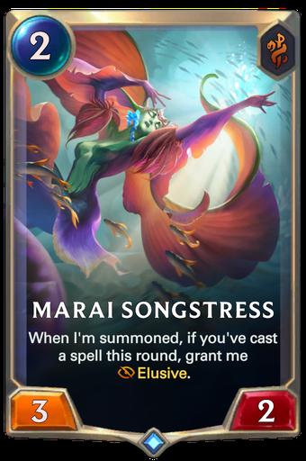 Marai Songstress Card Image