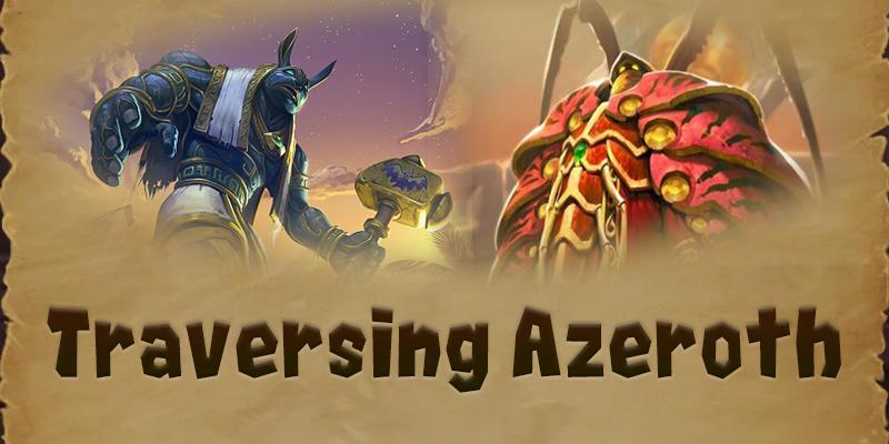 Traversing Azeroth - The Lore Behind Ahn'Qiraj, Prison of C'Thun