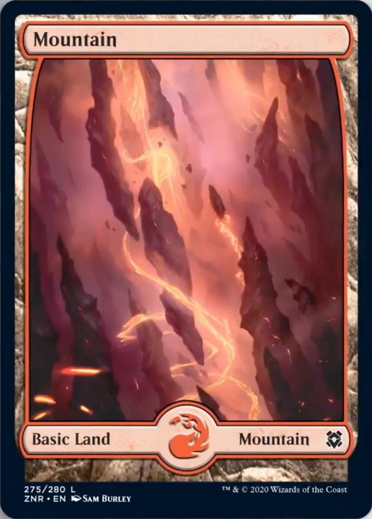 Mountain Card Image