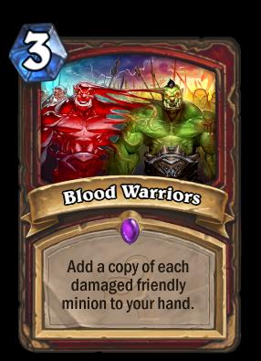 Blood Warriors Card Image