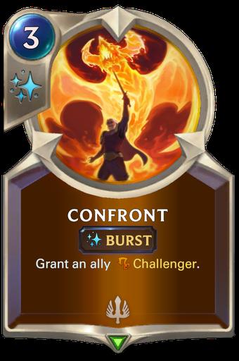 Confront Card Image