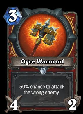 Ogre Warmaul Card Image