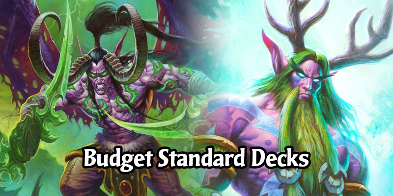 Playing Ashes of Outland on a Budget? Check Out These 5 Decks You Must Try!