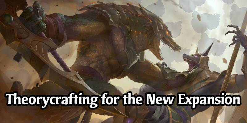 Fresh Runeterra Decks for Renekton, Taliyah, Lissandra, and More! Empires of the Ascended Theorycrafting