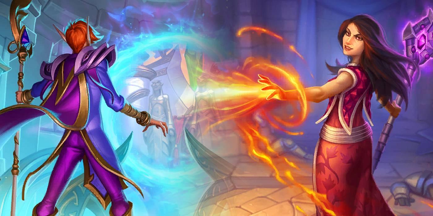 Questing in Stormwind - Better Understanding Mage's Sorcerer's Gambit Legendary Questline
