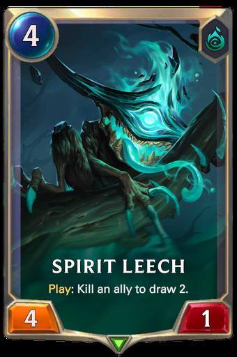 Spirit Leech Card Image