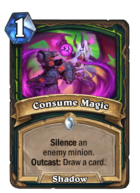 Consume Magic Card Image