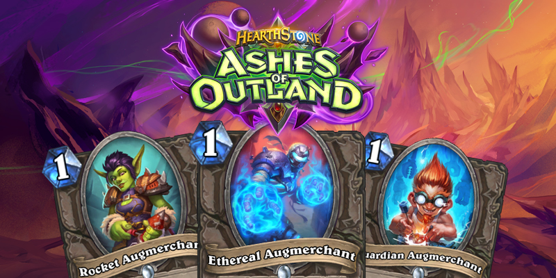 Our Thoughts on Hearthstone's Ashes of Outland Neutral Cards (Part 1)