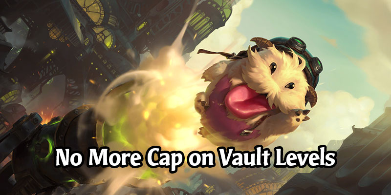 No More Cap on Vault Levels and Unlimited Wildcard Purchases are Coming to Legends of Runeterra in Patch 0.9.3, With Even More Progression Changes!