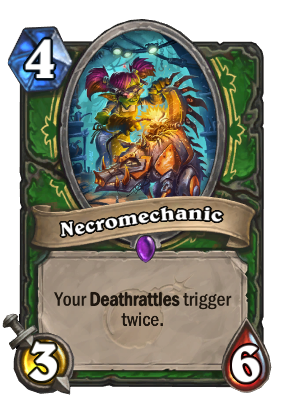 Necromechanic Card Image