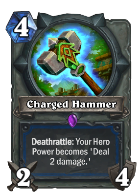 Charged Hammer Card Image
