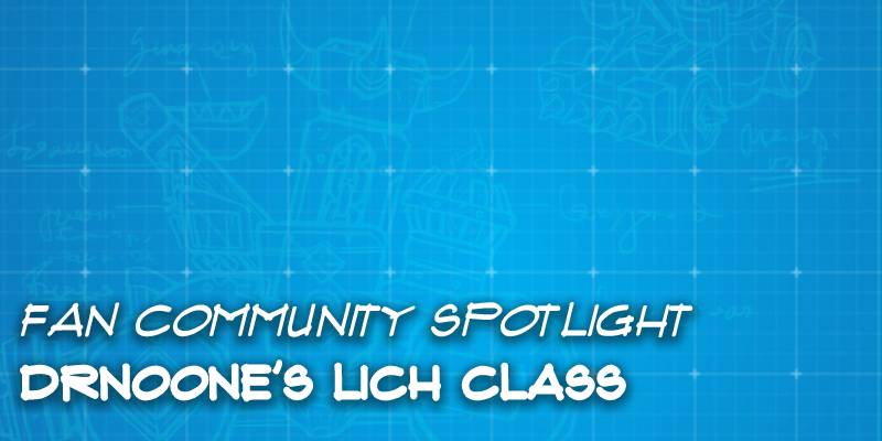 Hearthstone Fan Community Spotlight - DrNoOne's Custom Lich Class