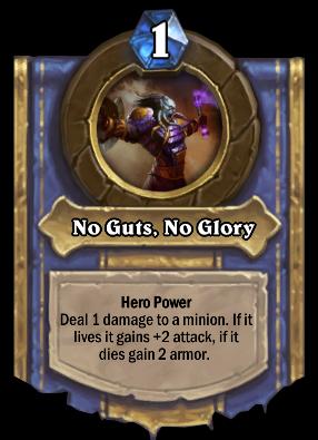 No Guts, No Glory Card Image