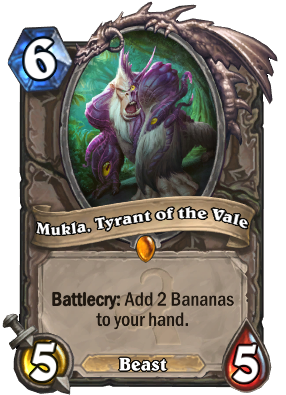 Mukla, Tyrant of the Vale Card Image