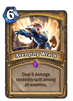 Avenging Wrath Card Image