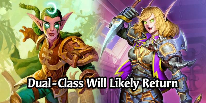 "Game Developer, Dean Ayala on Dual-Class Cards in Hearthstone - ""Good Chance We'll Revisit Dual-Class"""