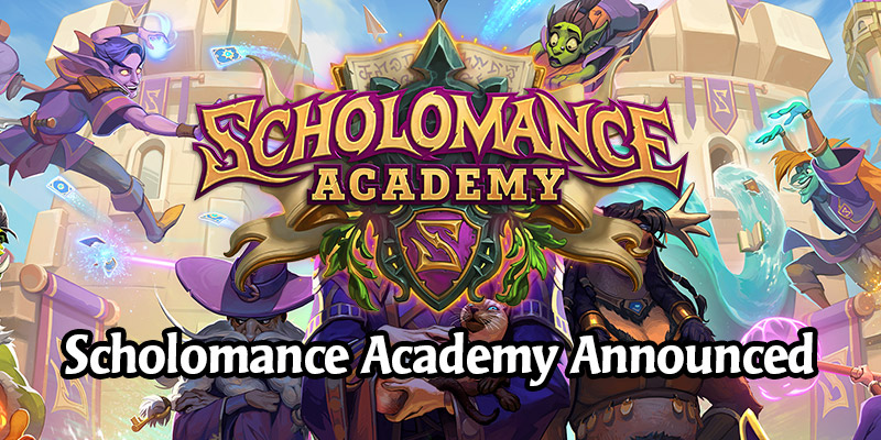Scholomance Academy is Hearthstone's Next Expansion! Here's Everything You Need to Know