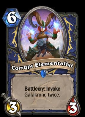 Corrupt Elementalist Card Image