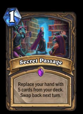 Secret Passage Card Image