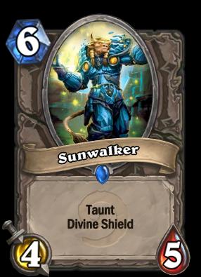 Sunwalker Card Image
