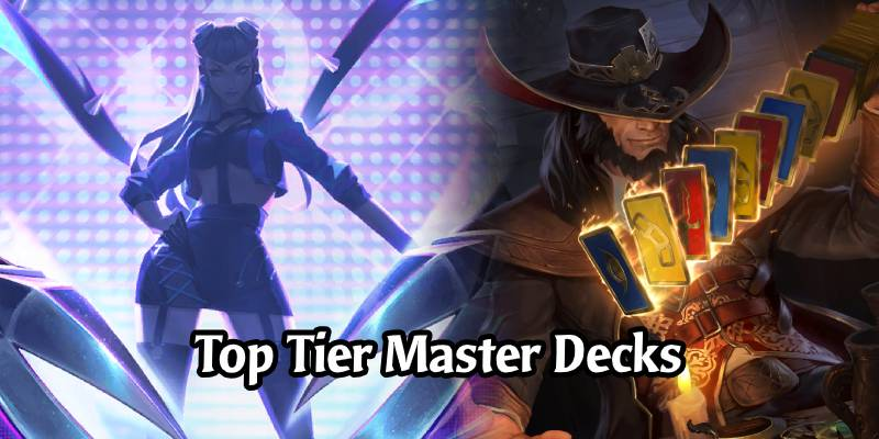 8 Top Competitive Decks From Runeterra's Master Players