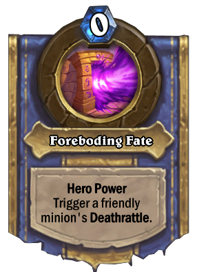 Foreboding Fate Card Image