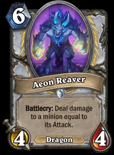 Aeon Reaver Card Image