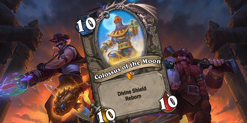 Three Uldum Card Reveals - Hearthside Chat
