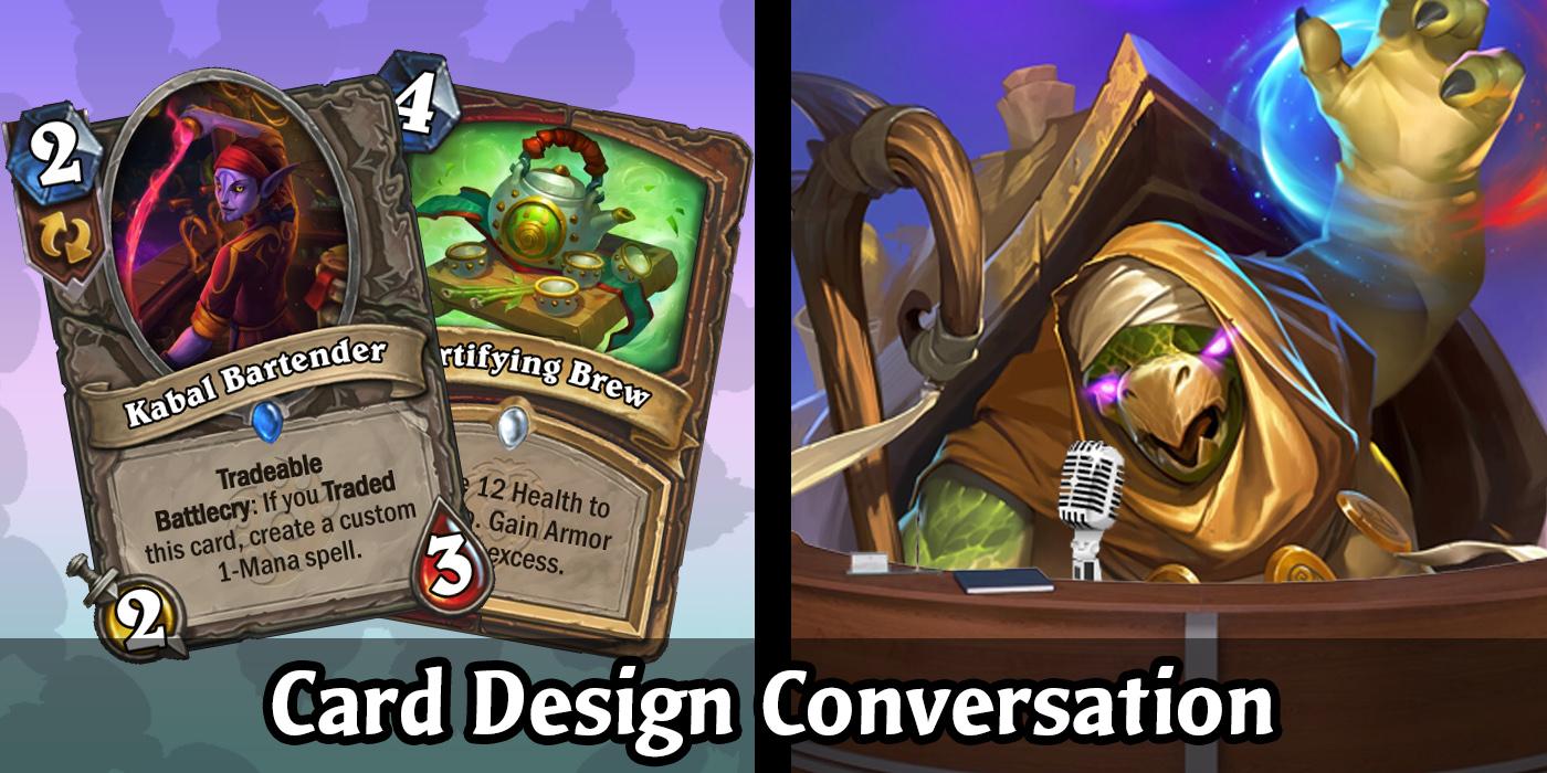 Card Design Conversation - Quick Work