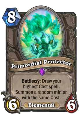 Primordial Protector Card Image