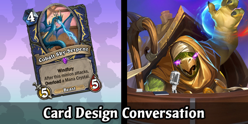 Card Design Conversation - The Light Price