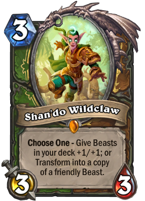 Shan'do Wildclaw Card Image