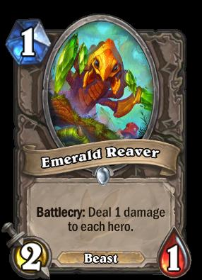 Emerald Reaver Card Image