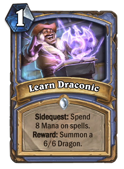 Learn Draconic Card Image