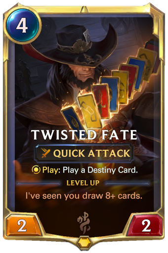 Twisted Fate Card Image