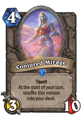 Conjured Mirage Card Image
