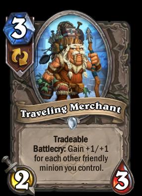 Traveling Merchant Card Image