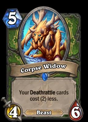 Corpse Widow Card Image