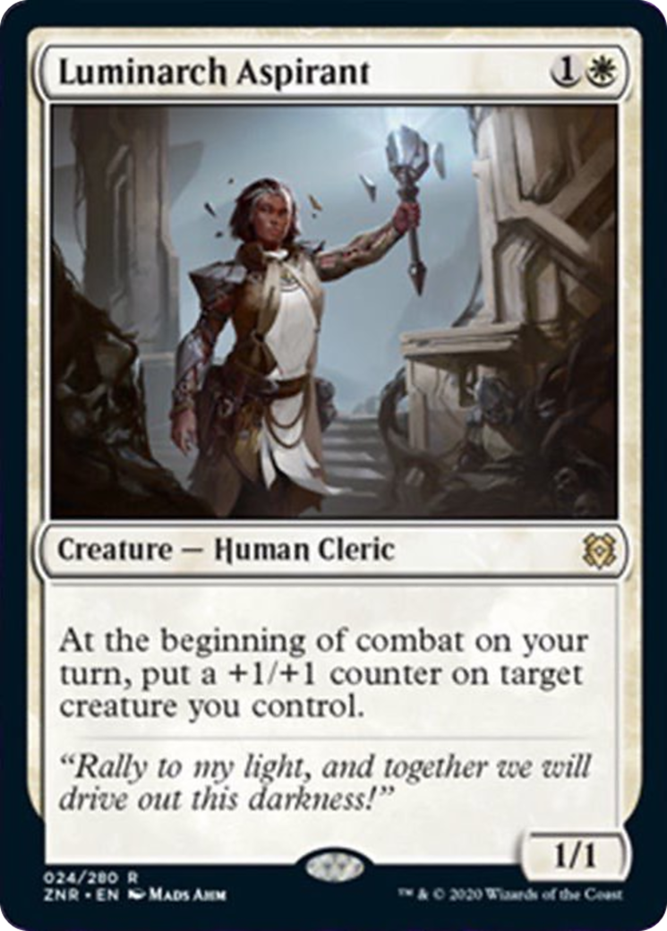 Luminarch Aspirant Card Image