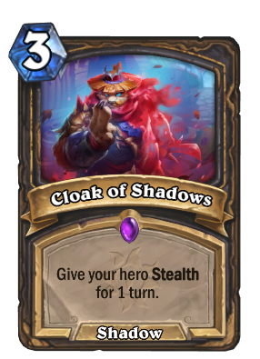 Cloak of Shadows Card Image