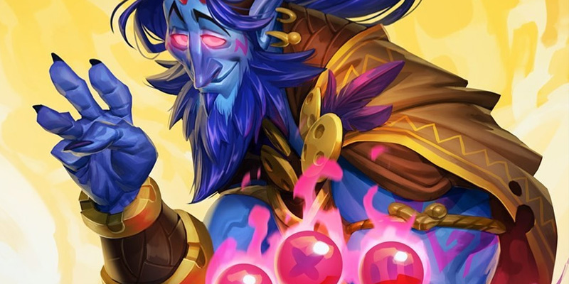 How to Play Zephrys the Great - The Perfect Hearthstone Card