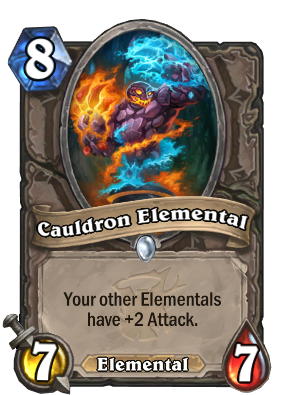 Cauldron Elemental Card Image