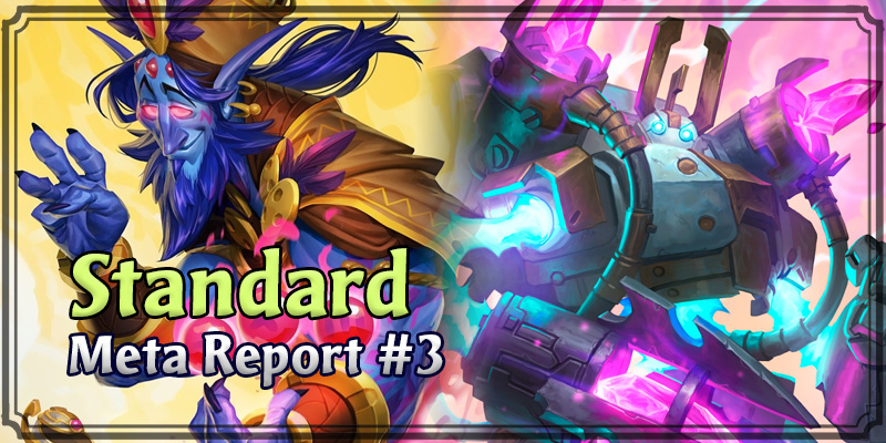 Standard Meta Report #3 - August 26, 2019 - September 2, 2019