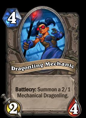 Dragonling Mechanic Card Image