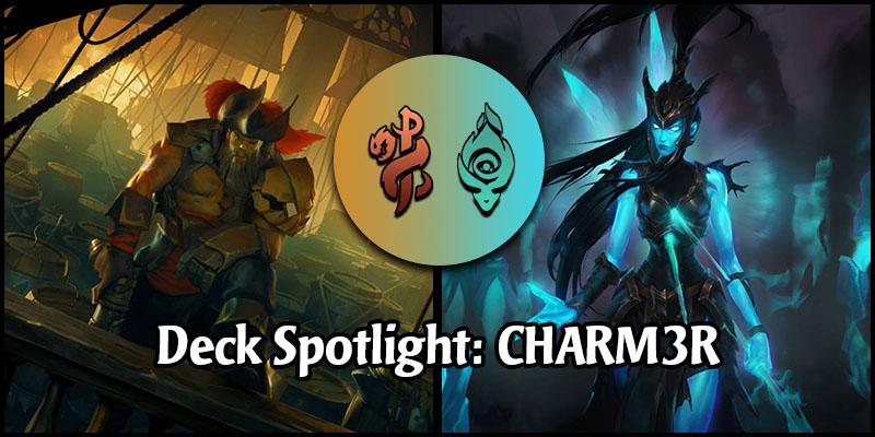 Deck Spotlight: CHARM3R's Midrange Gangplank and Kalista