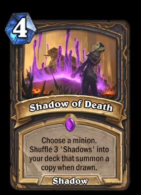 Shadow of Death Card Image